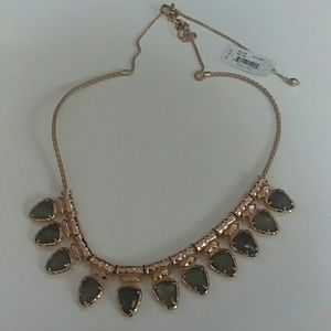 NWT Kendra Scott Rose Gold Choker Necklace.